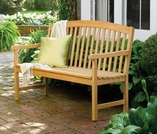 Oxford Garden Chadwick 5' or 6' Shorea Bench