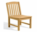 Oxford Garden Chadwick Shorea Sidechair - Discounted Labor Day Event Pricing