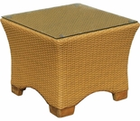 Charleston Teak Side Table - Special Closeout Pricing