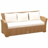 Charleston Wicker Sofa - 3 Color Options - Special Closeout Pricing