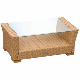 Charleston Wicker Table - 3 Color Options - Special Closeout Pricing