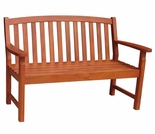 Classic 2 Seater Garden Bench