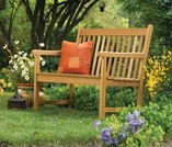 Oxford Garden Classic 4' Shorea Bench