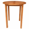 """Classic 42"""" Bar Height Table"""
