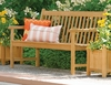 Oxford Garden Classic 5' or 6' Shorea Bench