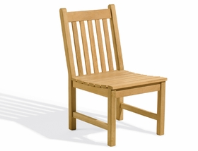 Oxford Garden Classic Shorea Sidechair