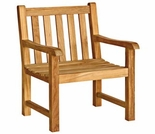 Three Birds Classic Teak Armchair