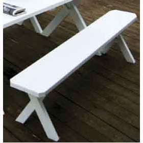 Cross Leg Picnic Benches Only