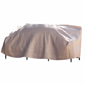 """Duck Covers Elite 87""""W Patio Sofa Cover with Inflatable Airbag"""