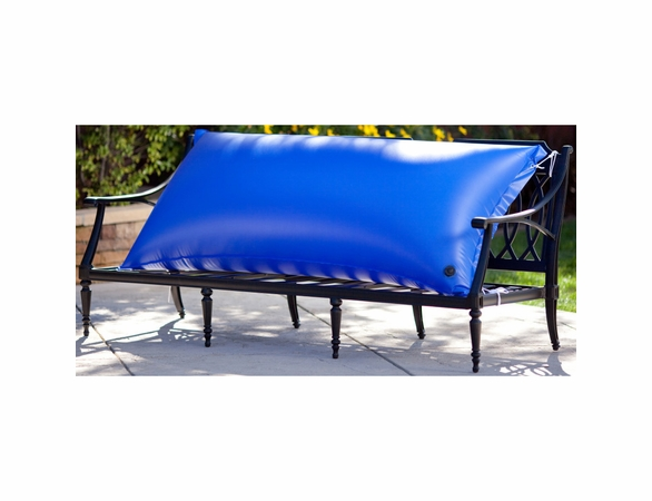 """Duck Covers Elite 70""""W Patio Loveseat Cover with Inflatable Airbag"""