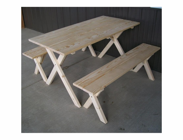 Economy Picnic Table 5 foot