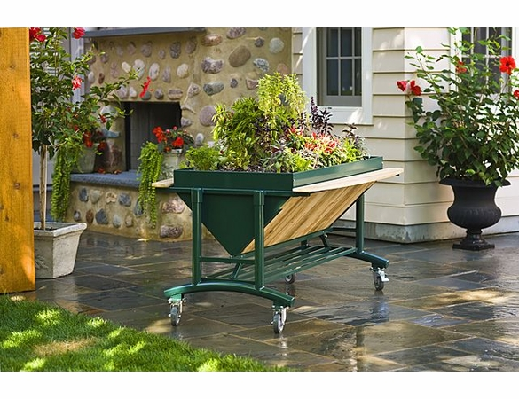 Elevated Gardening System by LGarden - Currently Out of Stock
