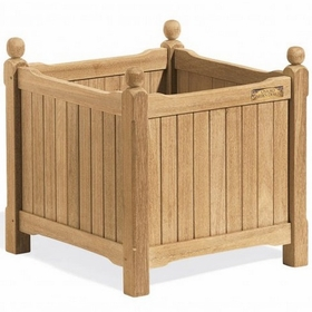 "Oxford Garden Shorea English Planter 19"" - Additional Spring Discounts"