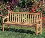 Oxford Garden Essex 6' Shorea Bench