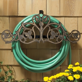 Foliate Hose Holder