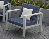 Forever Patio Aluminum Lincoln Park Collection