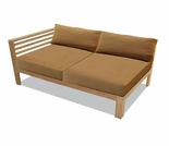 Forever Patio Anaheim Left Sectional Love Seat