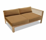 Forever Patio Anaheim Right Sectional Love Seat