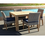 Forever Patio Carlisle Dining Side Chair Set - 4 Piece