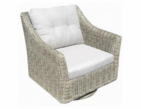Forever Patio Carlisle Swivel Rocker