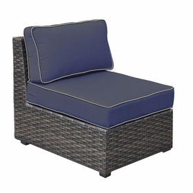 Forever Patio Horizon Armless Middle Sectional Chair
