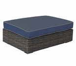 Forever Patio Horizon Coffee Table Ottoman