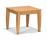 Forever Patio Miramar Plantation Teak End Table