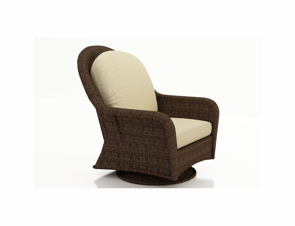 Forever Patio Winslow High-Back Swivel Glide Chair