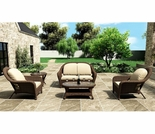 Forever Patio Winslow Loveseat Set - 4 Piece