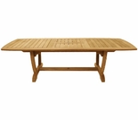 Gala Teak Expansion Tables - 2 Sizes