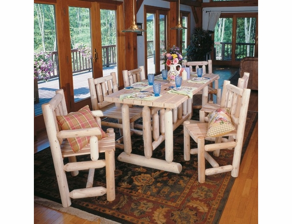 Harvest Family Dining Room Table