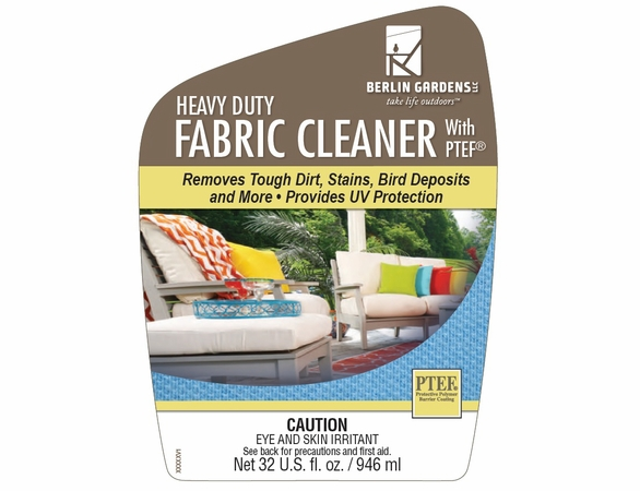 Heavy Duty Fabric Cleaner