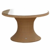 "Helena Wicker 60"" Round Table - 3 Color Options - Special Closeout Pricing"