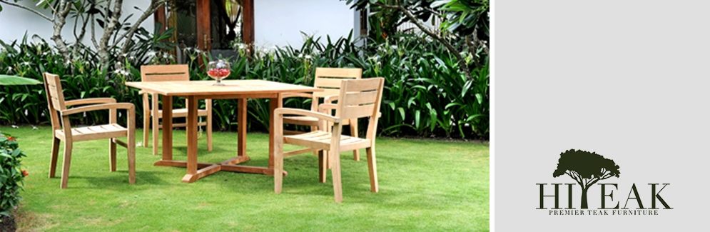 Teak Wood Has Long Been One Of The Most Elegant And Durable Materials To Make Patio Furniture From Created Is More Weather Resistant