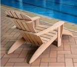 Hi Teak Beach and Pool Adirondack - Currently Out of Stock