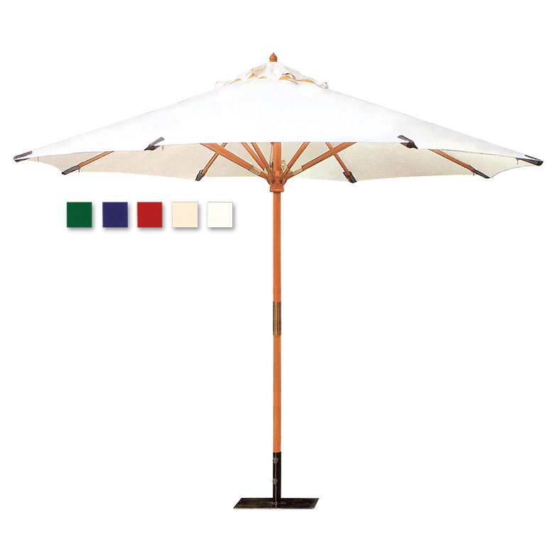 Fabulous Hi Teak Beach And Pool Umbrella Gmtry Best Dining Table And Chair Ideas Images Gmtryco