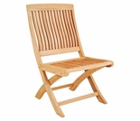 Hi Teak Classic Folding Side Chair