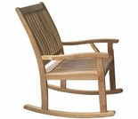 Highback Teak  Rocking Chair - Out of Stock til Aug