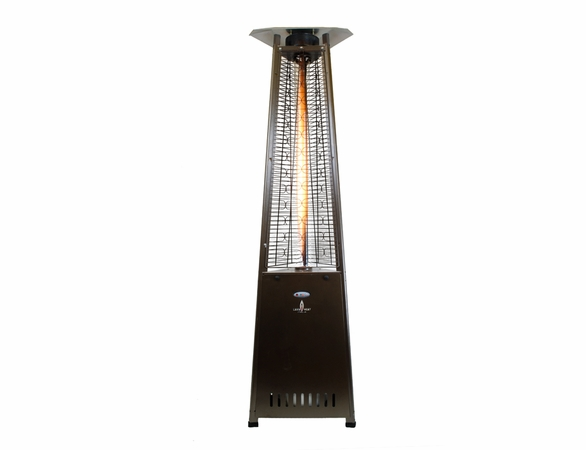 Lava Heat 2G Flame Outdoor Heater - Natural Gas Option