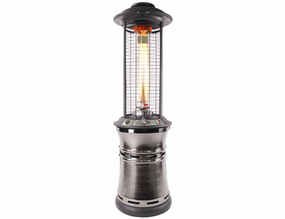 Lava Heat Ember Flame Outdoor Heater