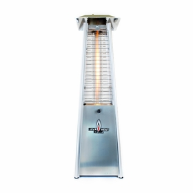 Lava Heat Lava Z2 Flame Tabletop Outdoor Heater