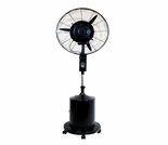 Lava Aire Oasis Oscillating Misting Fan