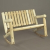 Log Style Double Rocker - Not Currently Available