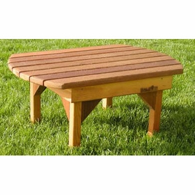 signature series low rise coffee table