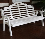 Marlboro Garden Bench - 4', 5' or 6'