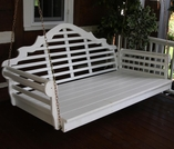 Marlboro Porch Swingbed - 4', 5' or 6'