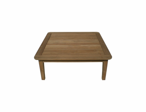 Miami Teak Coffee Table - 3 Shapes/Sizes