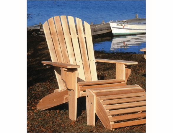 Oversized Adirondack Chair - Not Currently Available