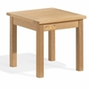 "Oxford Garden 18"" Square Shorea End Table"