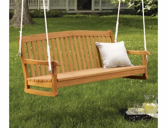 Oxford Garden 5ft Chadwick Shorea Swing - Summer Sale Event Additional Discounts - Lasts 'til Sept 8